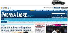 Portal Web de Prensa Libre